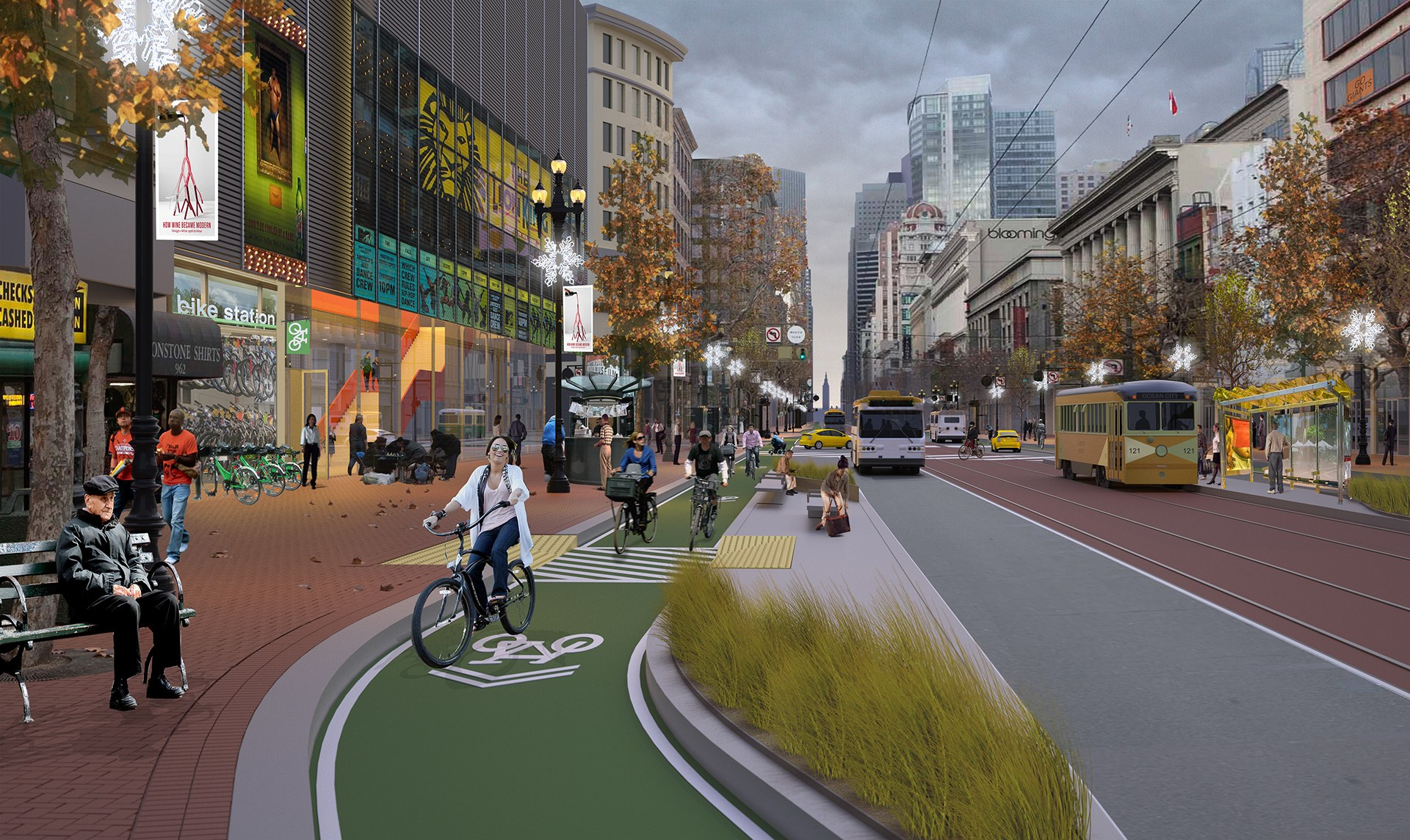 electric bikeways are coming