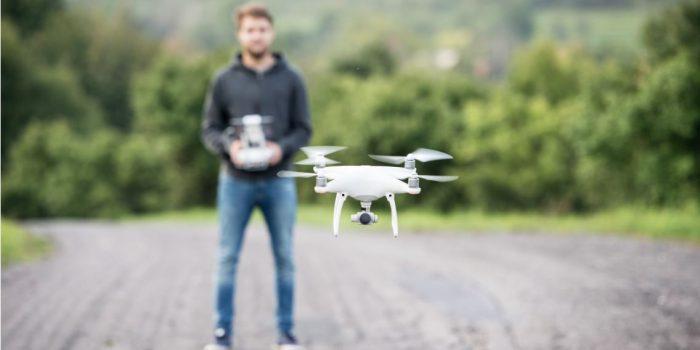 long range drones